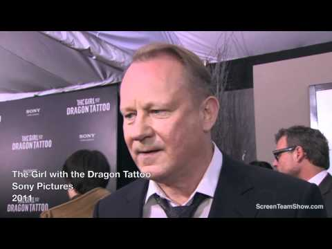 Stellan Skarsgard Interview - The Girl with the Dragon Tattoo
