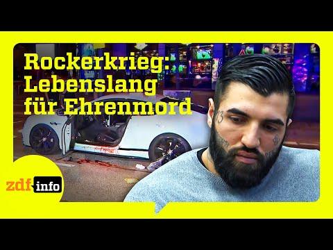 Rockerkrieg - Neue Folge! Wenn der Staat zurück schlägt I ZDFinfo Doku