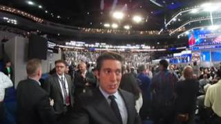 David Muir takes you on a 360° tour at the Democratic National Convention in Philadelphia | ABC News