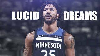 derrick rose mix lucid dreams hd