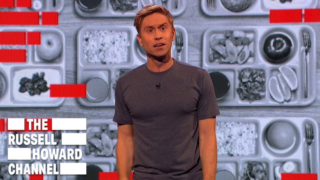 This Government is an Absolute Disgrace   The Russell Howard Hour