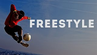 CRAZY FREESTYLE SKILLS & GOALS IN FOOTBALL ● VINES
