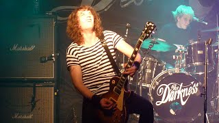The Darkness – Mudslide, Live at Dolans Warehouse, Limerick Ireland, 14 March 2015