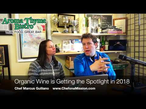 How Will Organic Wine Do in 2018?
