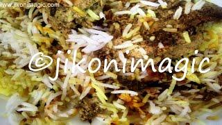 Chicken Biryani Recipe How to Cook Chicken Biryani - Jikoni Magic
