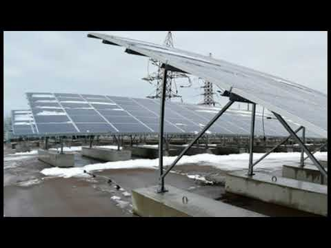 Chernobyl Disaster Site Now Being Used to Harvest Solar Energy