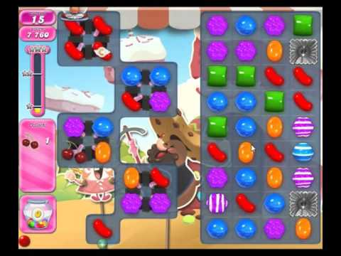 Candy Crush Saga Level 1649 - NO BOOSTERS