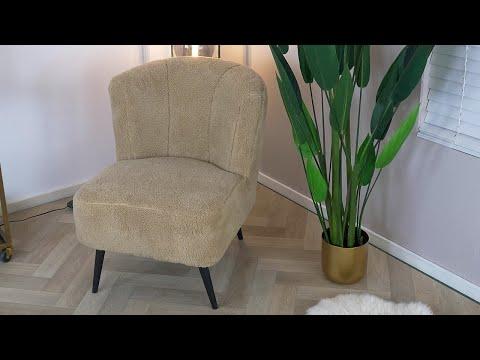 Teddy Sessel Lyla modern beige