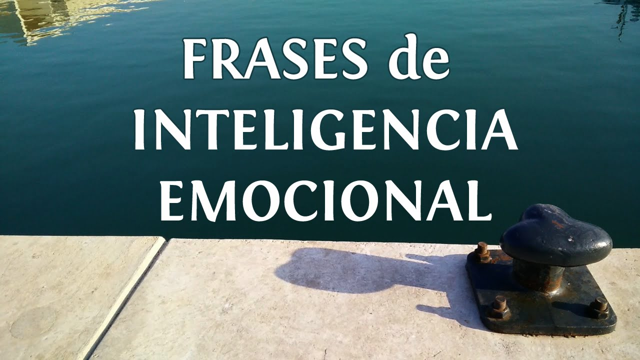 10 Frases De Inteligencia Emocional Para Vivir Mejor Innatiacom