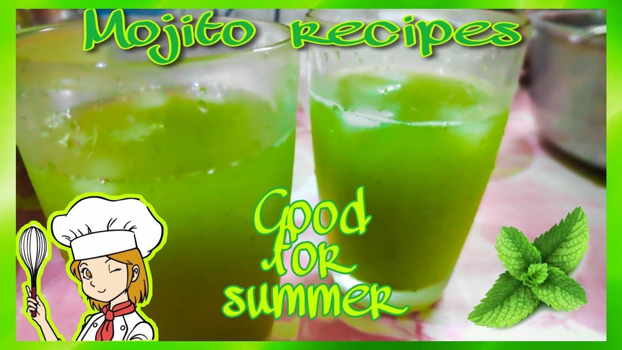 Mojito recipe।। Recipes for Summer