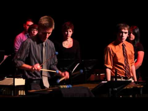 Alma College Percussion Ensemble: A Documentary - Spirit of the Air
