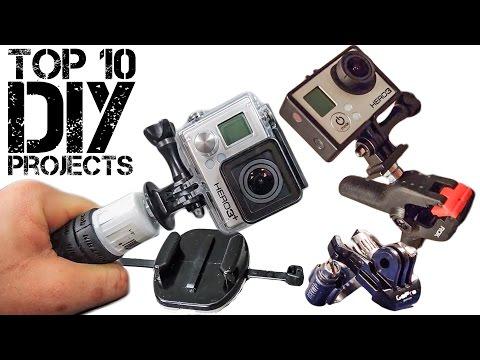 Best DIY GoPro Mounts