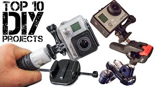 Best DIY GoPro Mounts
