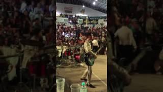grupo codiciado gente de accionar en vivo 2016 desde el palenque de tijuana
