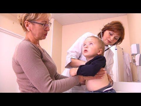 Детское отделение поликлиники КИМ ждёт маленьких пациентов