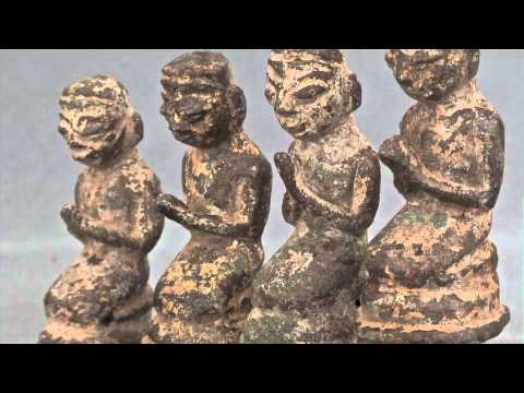 Jataka Buddha Collection : Fine South-east asian Antiques