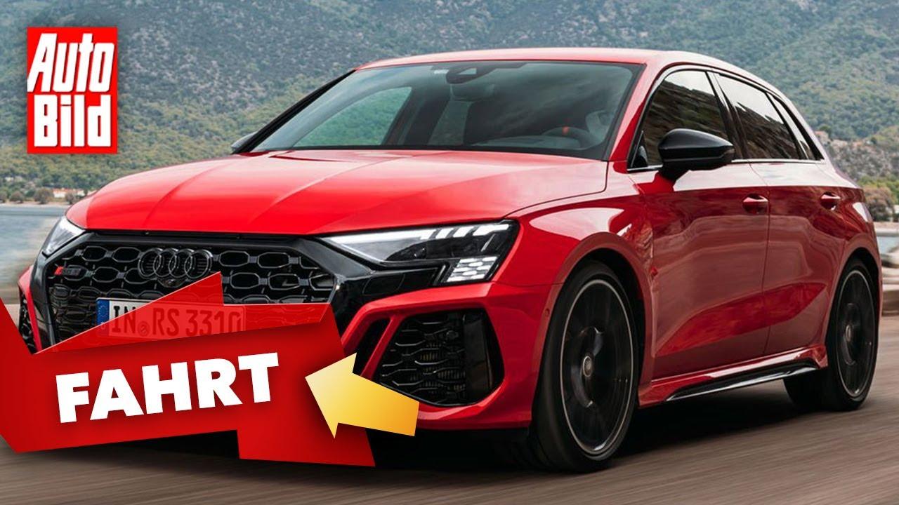 Audi RS 3 (2021) | So fährt der neue RS 3 | Test mit Stefan Novitski