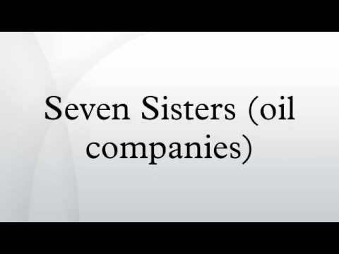 Seven Sisters (oil companies)