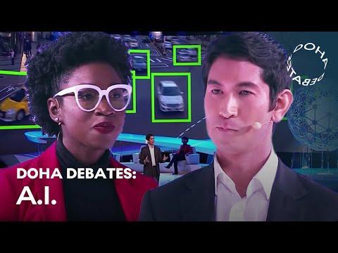 Artificial Intelligence | FULL DEBATE | Doha Debates