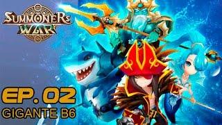 summoners war gigante b6 pt br