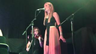 Different Worlds - Brittany Cairns (LIVE)