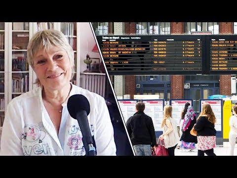 Simone Hérault, LA voix de la SNCF - Qui Sont Ces Gens