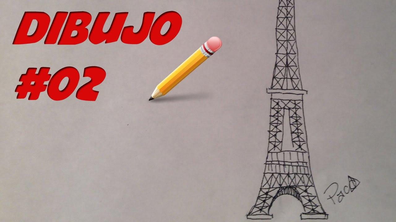 Torre Ifel En Dibujo: Dibujo Torre Ifel