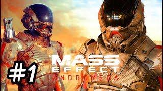 Mass Effect: Andromeda #1: ĐI TÌM NHÀ MỚI CHO LOÀI NGƯỜI !!!