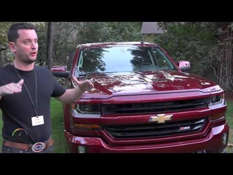 2016 Chevrolet Silverado LTZ 71 presentation by Chief Designer Brian Izard