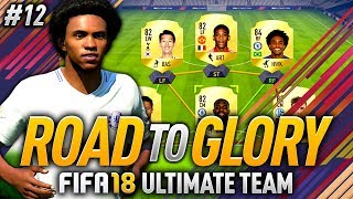 FIFA 18 ROAD TO GLORY #12 - CHANGES TO THE DREAM TEAM!