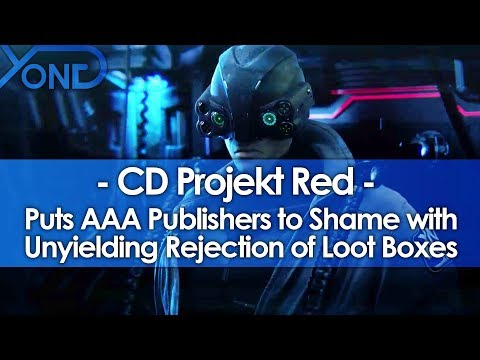 CD Projekt Red Hints Free DLC's, Paid Expansions, & No Loot Boxes for Cyberpunk 2077