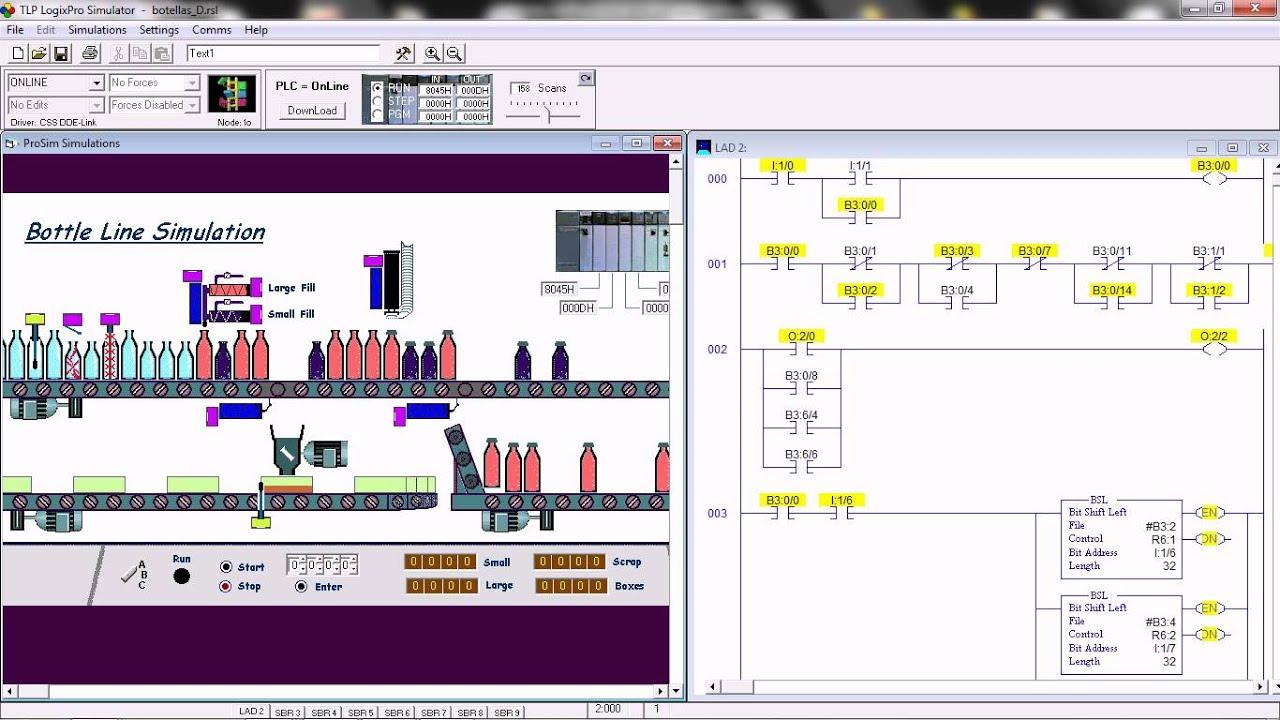 logixpro traffic light ladder diagram 2006 ford f150 trailer wiring logic  the