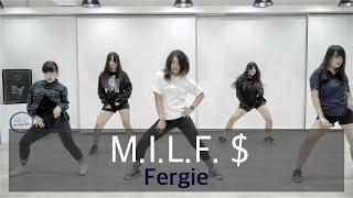 인천댄스학원 리듬하츠 걸리쉬 안무반 fergie milf