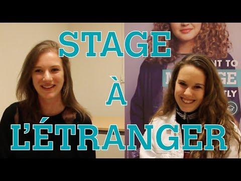 [ ESDES expérience ] Stage à l'étranger