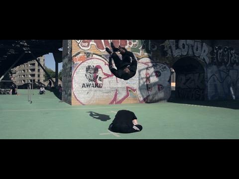 Breakdance: Flying Steps Academy @ Gleisdreieckpark in Berlin