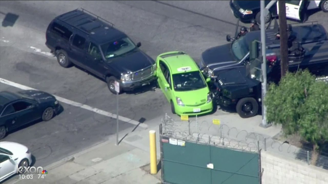 A single dart helping to stop police chases