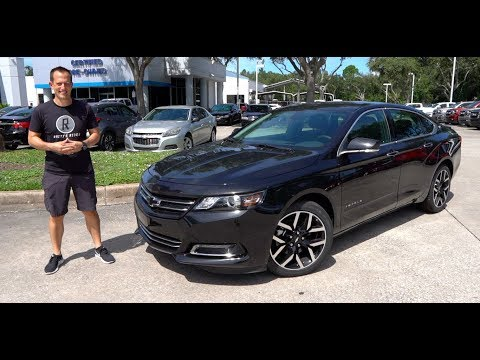 Is It The END Of The Road For The 2019 Chevy Impala?