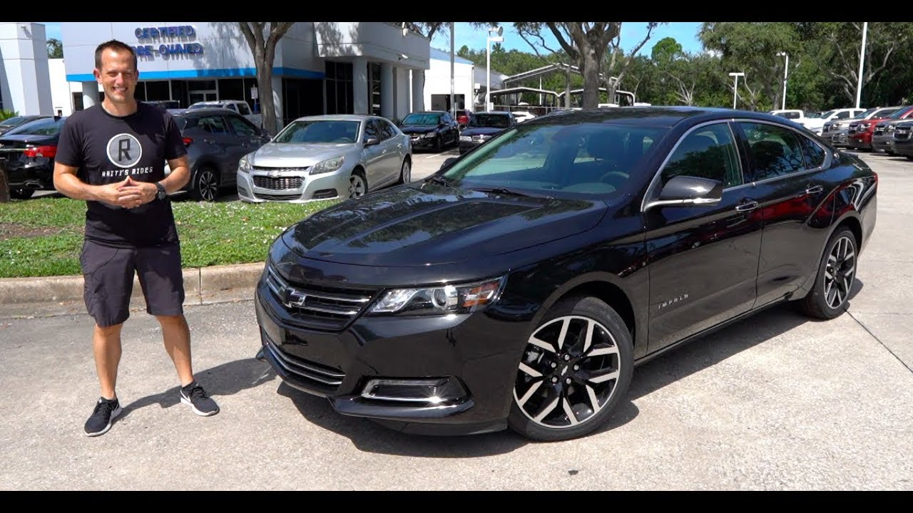 is it the end of the road for the 2019 chevy impala
