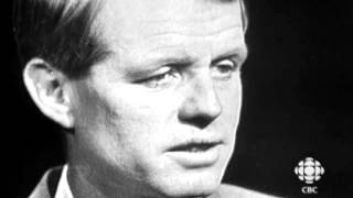 Robert F. Kennedy on the Cuban Missile Crisis, 1965: CBC Archives