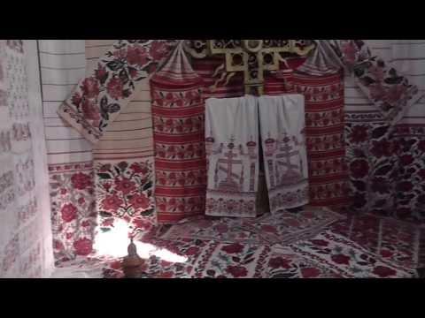 Украина  Музей рушника в Переяслав - Хмельницком, под Киевом