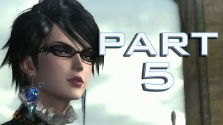 Bayonetta 2 Let's Play 5/18 (60FPS)