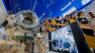 Star city in 360: Exploring Yuri Gagarin Cosmonaut Training Center