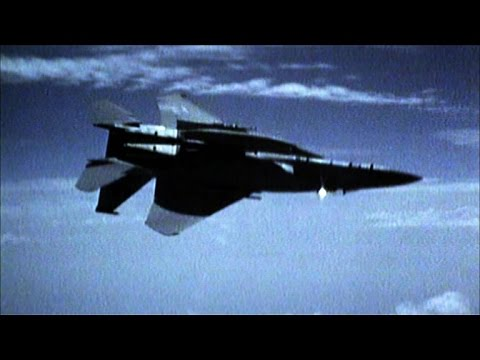 The First Time an F-15 Shot Down an Enemy Plane, from Inside Its Cockpit
