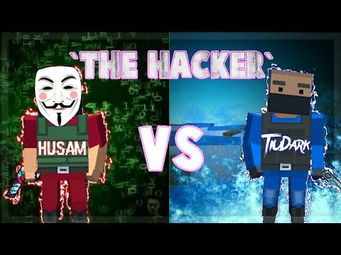 🔴😲🔰TiuDark VS Husam(THE HACKER)📛👹⭕