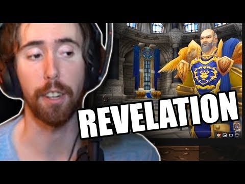 "Asmongold Reactions ""REVELATION: CLASSIC VS BFA 