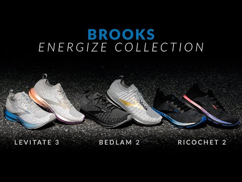 Brooks Energize Collection - Running