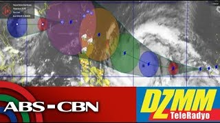 DZMM TeleRadyo: Ompong may become supertyphoon before smashing Cagayan - PAGASA | Part 2