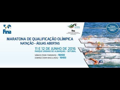 FINA Marathon Swimming Olympic Games Qualification Tournament - Setúbal 2016