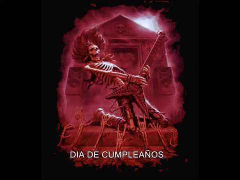 FELIZ CUMPLE ROCKERO.(METAL) - YouTube
