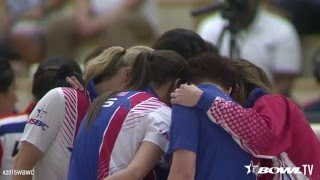 2015 World Women's Championships - Team Medal Round